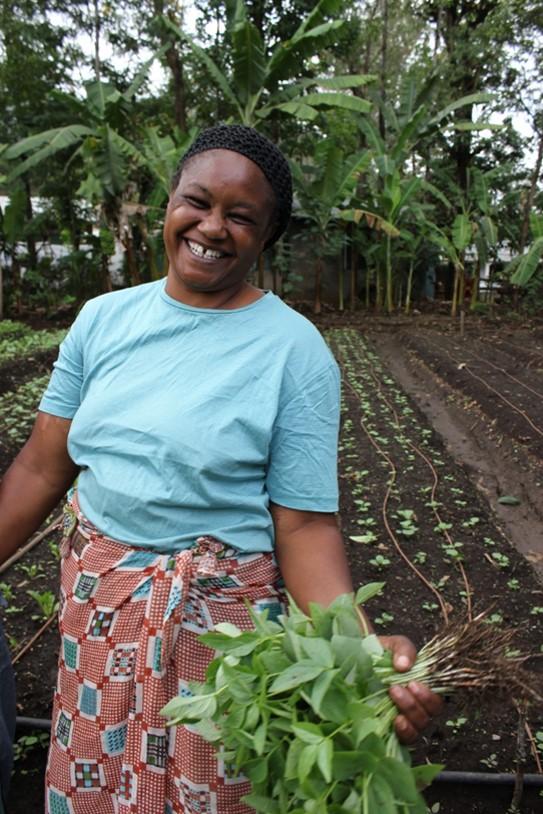 woman farmer 2